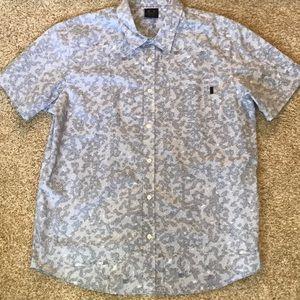 Oakley Short Sleeve Button Front Shirt
